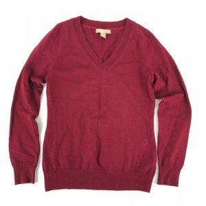 🛍 Banana Republic Merino Wool V Neck Sweater